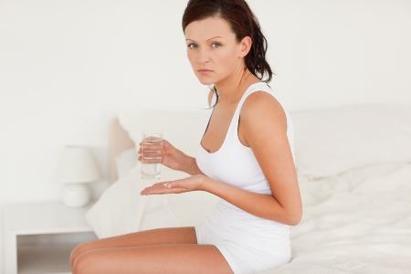 прием таблеток при мастопатии