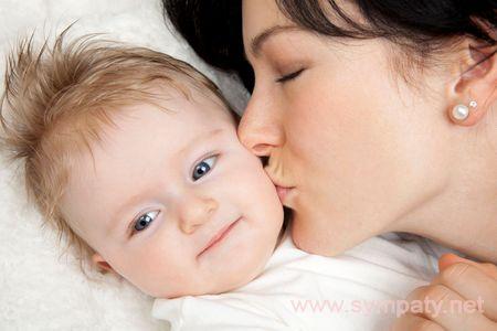 ребенок - огромная радость и ответсвенность
