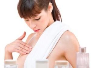 применение наружных средств при мастопатии