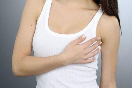 боль в груди перед менструацией