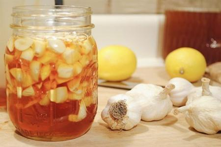 домашняя настойка из чеснока и лемона
