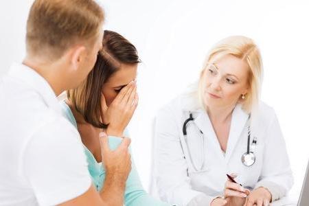 на приеме у врача онколога