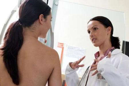 Девушка на осмотре у доктора