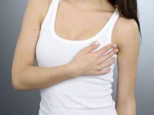 цикличные боли в груди