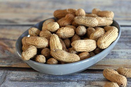 арахис в скорлупе